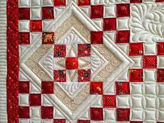 Sewing & Quilt Gallery: My Quilting Published in another book