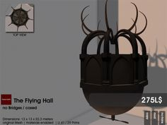 available at the Fantasy Collective http://maps.secondlife.com/secondlife/Perfection/84/48/326