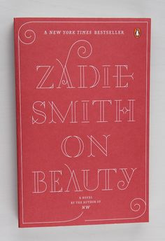 BKR08-on-beauty Zadie Smith on Beauty – Retail Value $17 (On Amazon for $13.01)