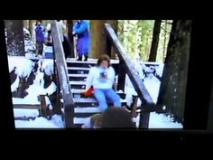 People Falling Down Stairs