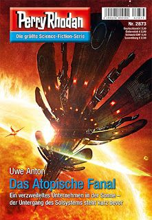 """Buy Perry Rhodan Das Atopische Fanal: Perry Rhodan-Zyklus """"Die Jenzeitigen Lande"""" by Uwe Anton and Read this Book on Kobo's Free Apps. Discover Kobo's Vast Collection of Ebooks and Audiobooks Today - Over 4 Million Titles! Anton, Science Fiction, Perry Rhodan, 70s Sci Fi Art, Pulp Magazine, Free Apps, Audiobooks, Ebooks, German"""