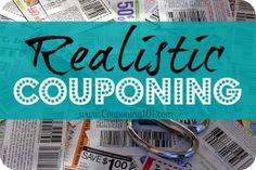 Realistic-Couponing -store deals!