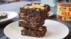 Brownies, Healthy Desserts, Food Porn, Paleo, Teeth, Cake Brownies, Health Desserts, Recipes
