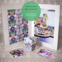 CHRISTMAS GIVEAWAY!!!    Ok folks I thought it was about time to spread the festive cheer and post a Christmas Giveaway!    So I've put together x2 A3 limited edition prints, a Planet Square gift box and x4 Christmas cards.     To win the giveaway all you have to do is follow @sampierpoint on twitter and retweet my giveaway tweet!    The winner will be chosen at random on the 23nd December!     Good luck if you are entering,     And I hope you all have a wonderful Christmas!!    Sam