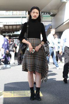 They Are Wearing: Tokyo Fashion Week: WWD waysify