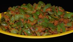 Easy Recipes: Bell Pepper Health Benefits: Making Bell Pepper Curry: