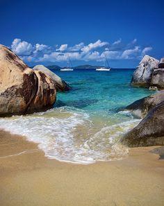 The Baths of Virgin Gorda, Among The Virgin Islands