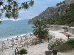 Nafplio, Greece (Arvanitia Beach)