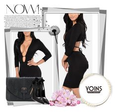 """Yoins 17."" by belma-cibric ❤ liked on Polyvore featuring yoinscollection and loveyoins"