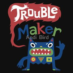 Trouble Maker - dark