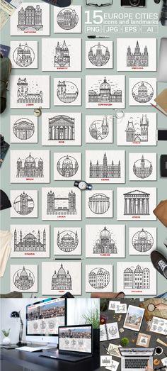 #Travel #Europe Cities Destinations