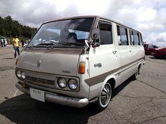 1967-77 Toyota Hiace (H10)
