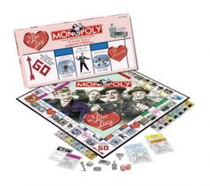 MONOPOLY: I Love Lucy® Collector's Edition | USAopoly