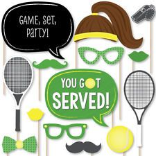Find great deals for You Got Served Tennis - Baby Shower or Birthday Photo  Booth Props 8b5b68aca82