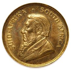 Lot 63: South Africa: 1980 1/2 Krugerrand Gold; 0.50 ozt. fine gold