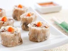 Steamed Chinese Dumplings (Shu Mai) - Cooks Illustrated