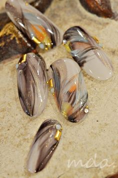 「shell pleats flower.」の画像|銀座deネイル★M.D.A NAiLの… |Ameba (アメーバ)