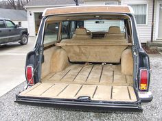 Jeep wagoneer 1987