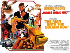 """""""The Man With The Golden Gun"""" (1974) 