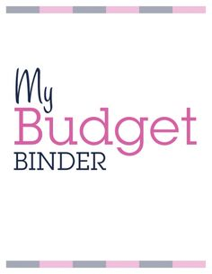 One of the first steps in being financially responsible is being organized. In order to figure out where you are spending your money you need to have a budget. Use this free printable budget binder to start managing your finances and saving more money this year.