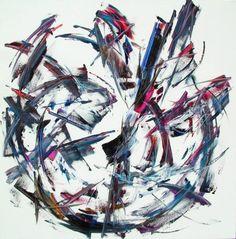 "Saatchi Art Artist Lazlo Sallay; Painting, ""Equilibrium"" #art"