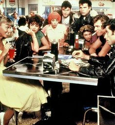 Grease, 1978 Saw it like 10 times in the theater