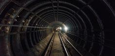 underground train tunnels - Google Search