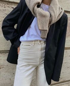 Mode Outfits, Casual Outfits, Fashion Outfits, Womens Fashion, Minimal Fashion, Timeless Fashion, Spring Outfits, Winter Outfits, Looks Style