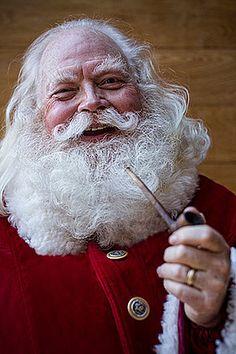 It's Santa