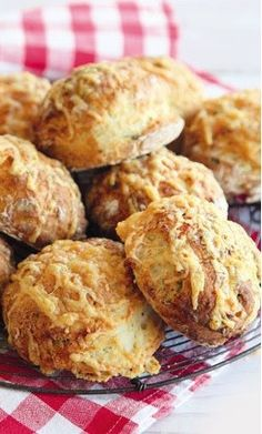 Cheesy Soda Scones Rachel Allen
