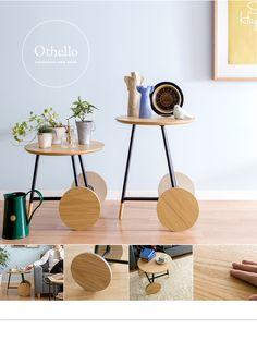 Othello(オセロ) サイドテーブル Sサイズの通販 北欧インテリア・家具ならエアリゾームインテリア本店