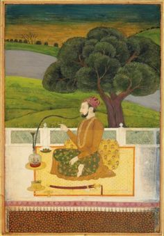 NAWAB AMIR KHAN MUGHAL INDIA, LATE 17TH/EARLY 18TH CENTURY