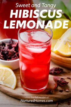 Lemonade Tea Recipe, Healthy Lemonade, Raspberry Lemonade, Tumeric Lemonade, Yummy Drinks, Healthy Drinks, Making Cold Brew Coffee, Iced Tea Recipes, Party