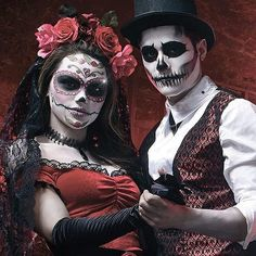 Adult Halloween Costume Ideas for Couples in 2016. #HalloweenCostume #AdultCostumes