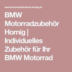BMW Motorradzubehör Hornig | Individuelles Zubehör für Ihr BMW Motorrad