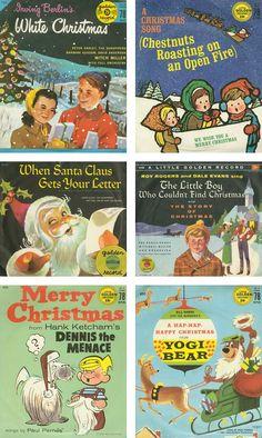 Christmas Records.