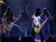 Zakk Wylde and Slash - Voodoo Chile - Live