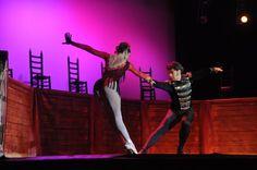 Iñaki Urlezaga y el Ballet Nacional brillaron en Palpalá   Cine Teatro Altos Hornos Zapla, cine teatro Altos HornosZapla, Iñaki Urlezaga, Gabriela Alberti, noche de ballet, Carmen, Bolero, Ravell, El Tribuno de Jujuy, Teatro Colón