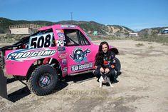 Brooke Kawell Racing Readies for 2013 LOORRS Modified Kart Championship Bid #knfilters