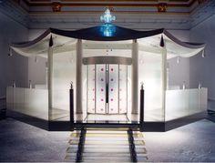 """Mariko Mori's """"Dream Temple"""""""