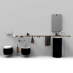 salão do móvel 2016 Bagno