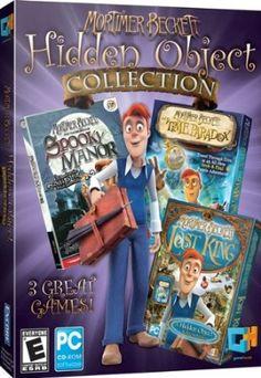 Mortimer Beckett Hidden Object Collection (4-Game Boxset)