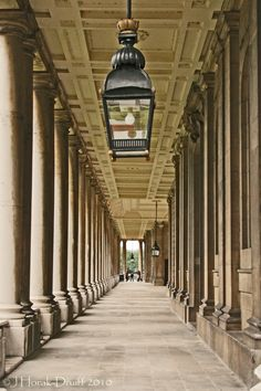 "Colonnade at the Old Royal Naval College, Greenwich...""The King's Speech"""