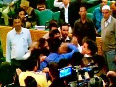 BJP MLA legislators thrash J&K MLA for hosting beef party