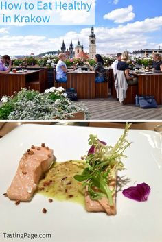 How to Eat Healthy in Krakow with Food Allergies | TastingPage.com