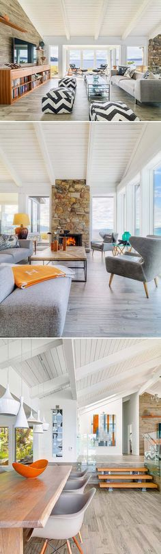 Stunning island retreat by by Johnson + McLeod Design Consultants.