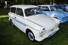 Trabant 600 Combi | Flickr: Intercambio de fotos