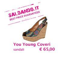 You Young Coveri sandali