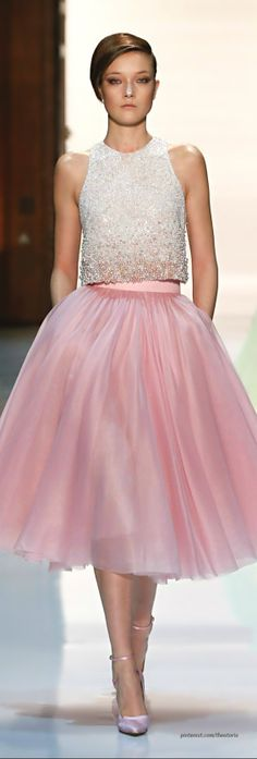 Georges Hobieka * Haute Couture S/S 2014