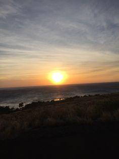 ❤️☀️ Hawaii sunset